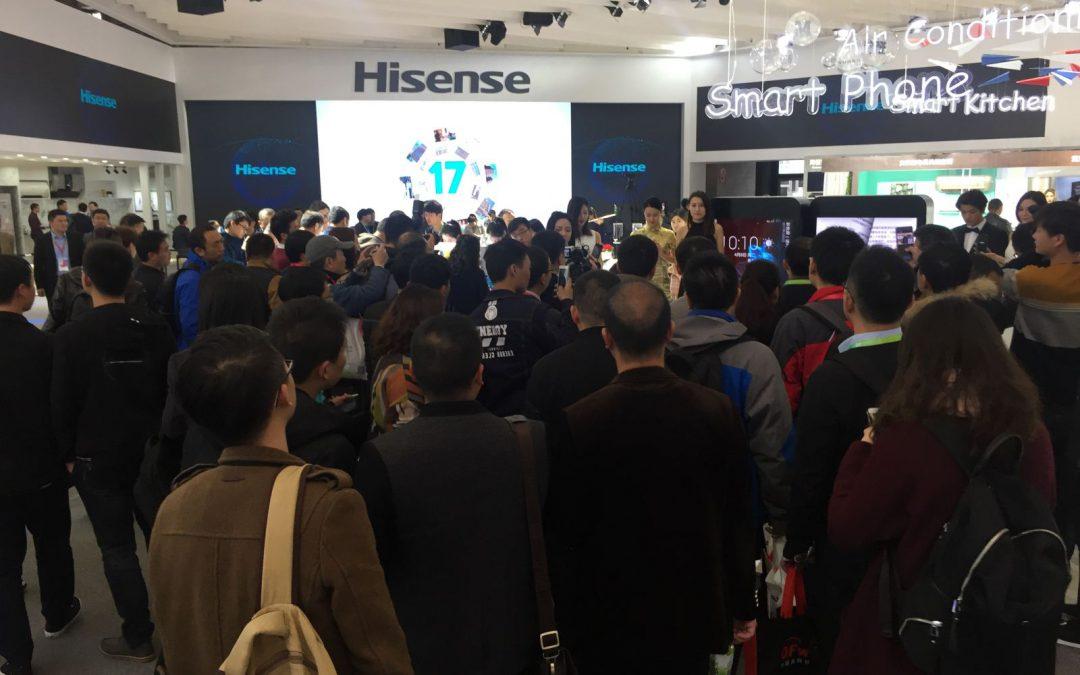 海信与物联深度合作,推出智慧家居Hi-Smart2.0系统