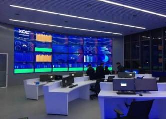 成都地铁大厦监控广播网络项目